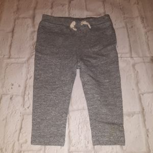 First Wave Gray Girls Pants